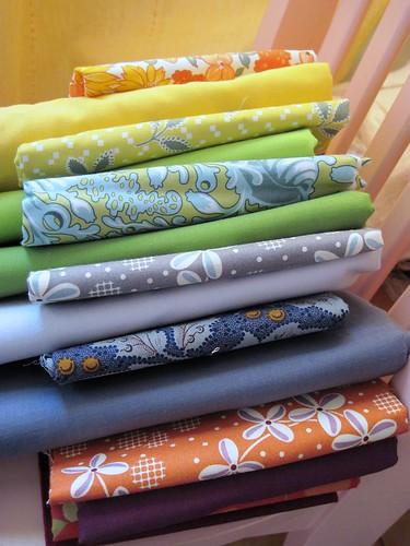 Stack o fabrics
