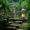 Shrine of Vat Phou overgrown by jungle (B℮n) Tags: topf50 sacredplace topf100 topf200 watphou templemountain naturalspring champassak southernlaos champasak watphu redhibiscus 100faves 50faves 200faves vatphou anawesomeshot alongthemekongriver theunforgettablepictures mysteriousatmosphere laopeople fishermeninthemekong champasaksbestchoice khmersitesofwatphu westbankofthemekongriver kingdomofchampasak siteofvatphou exceptionalarcheologicalsite vatphoustartedaround1000ad nothernpalace ancientkhmerstemple henripamentier rediscoveredvatphouin1914 earlyangkorwatstyle unescoworldheritagesiteofvatphou phoukaomountain influencescomefromkhmerhinduandbuddhisttraditions protectedstatusin2001 reconstructionandrenovations shrineofvatphouovergrownbyjungle mossgrownbricks