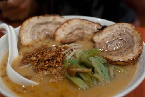 【台北】旺味拉麵