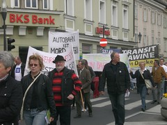 Freitagsdemo-Klagenfurt