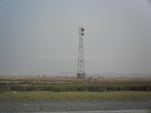Tele Mast Opposite Rathedaung