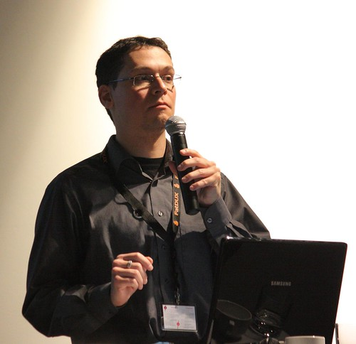 Carsten Schmitt @ IA Summit Warsaw 2010