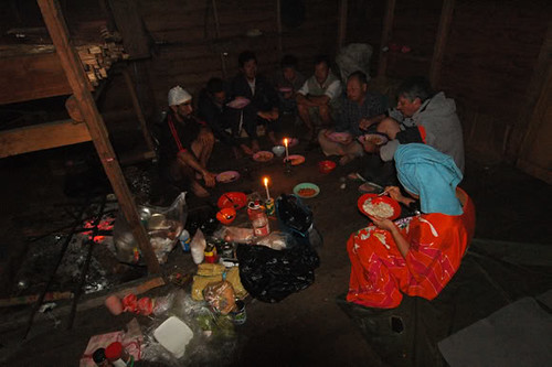 Dinner Church Camp