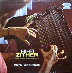 Hi-Fi Zither (Bollops) Tags: album vinyl cover lp record sleeve