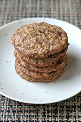Emmer & Oat Chocolate Chunk Cookies