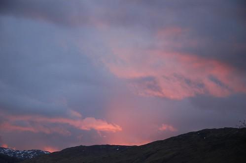 Glen Lochay Sunset