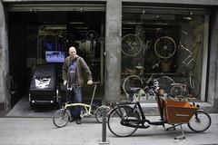 Barcelona Koos from Biketech