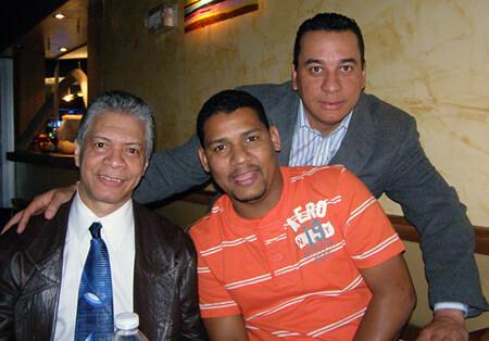 REYNALDO, BOLIVAR y GABRIEL,