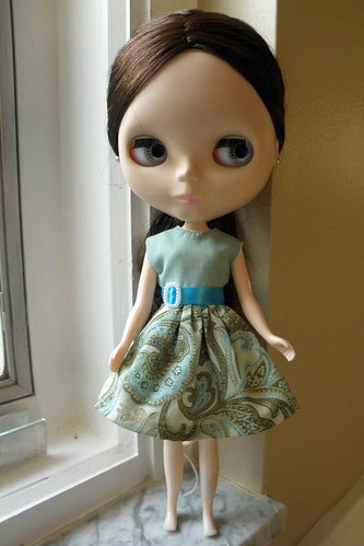 Patty Dress for Blythe