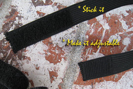 Safety Pin Belt DIY - 6
