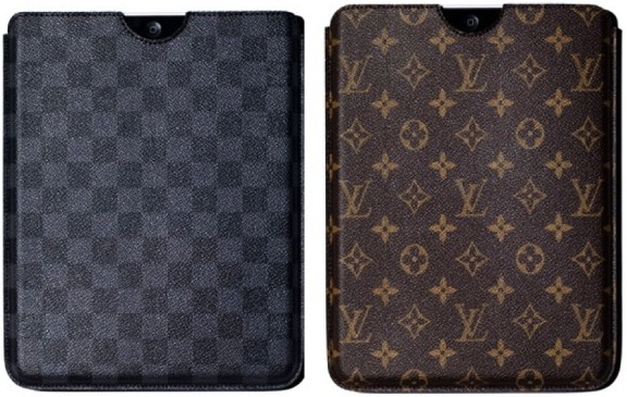 LV iPad Case
