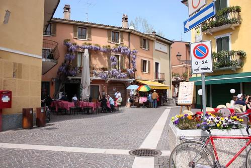 Streets of Bardolino