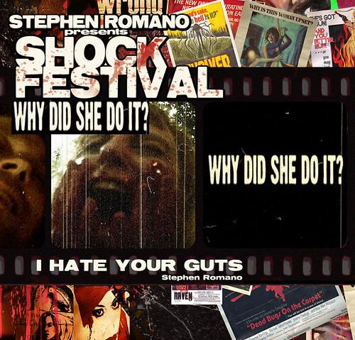 Shock Festival - Stephen Romano