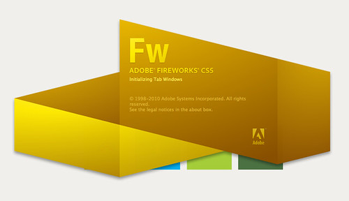 dear adobe fireworks CS5