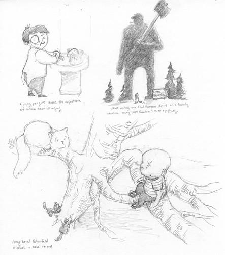 villain sketch 9