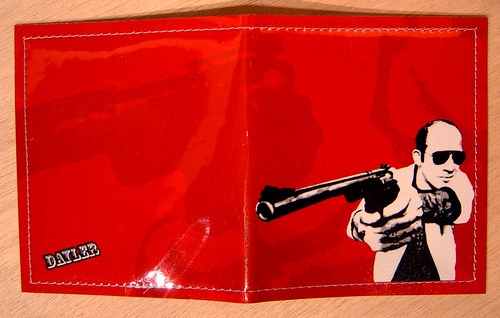 Dayler Wallet - Hunter S. Thompson