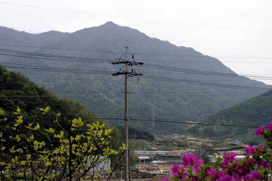 Seodaesan Mt