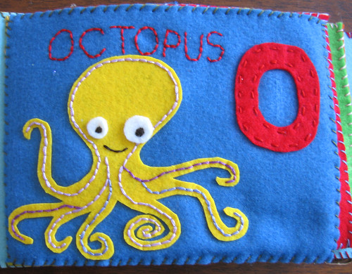Page 5 - O for Octopus