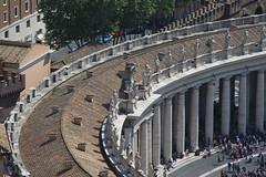 Vatican (bortescristian) Tags: city italy vatican rome colour roma slr saint digital canon de photogra