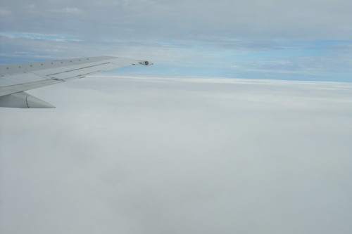 Flat cloud