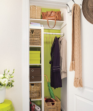 Real Simple After Closet