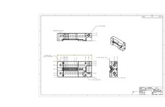 08-248 cavity insert (FostersDG) Tags: mechanical engineering solidworks rendering cad drafting