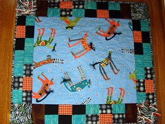 Jungle Fun Quilt