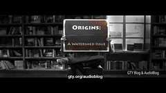 Origins: A Watershed Issue (John MacArthur)