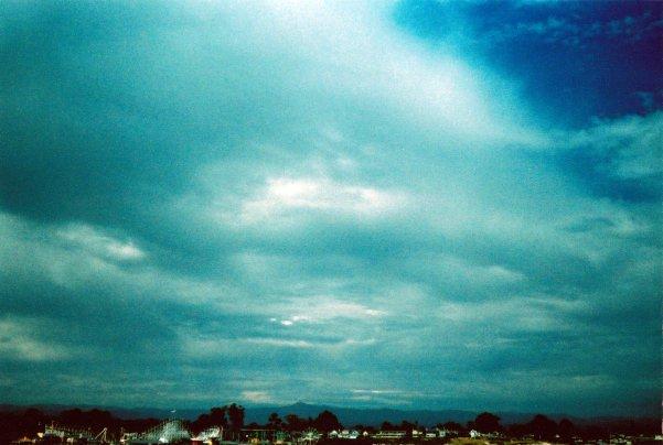 Santa Cruz Sky