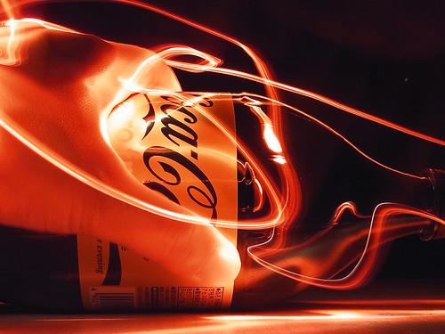 Cola 04 /Light painting