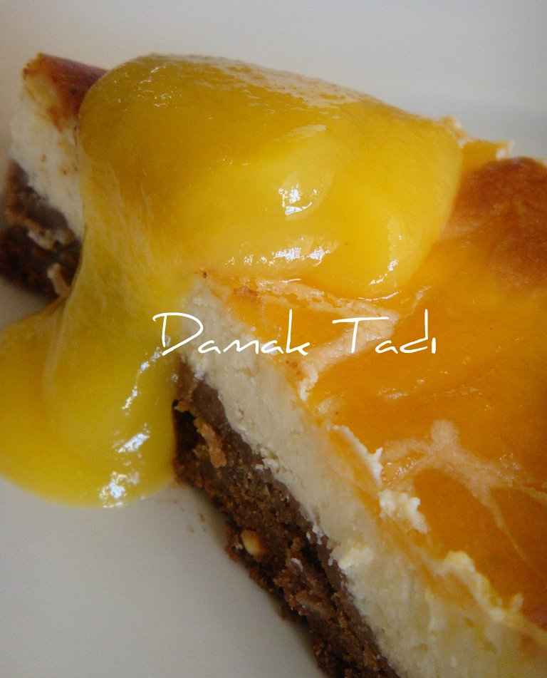 Mangolu Cheesecake