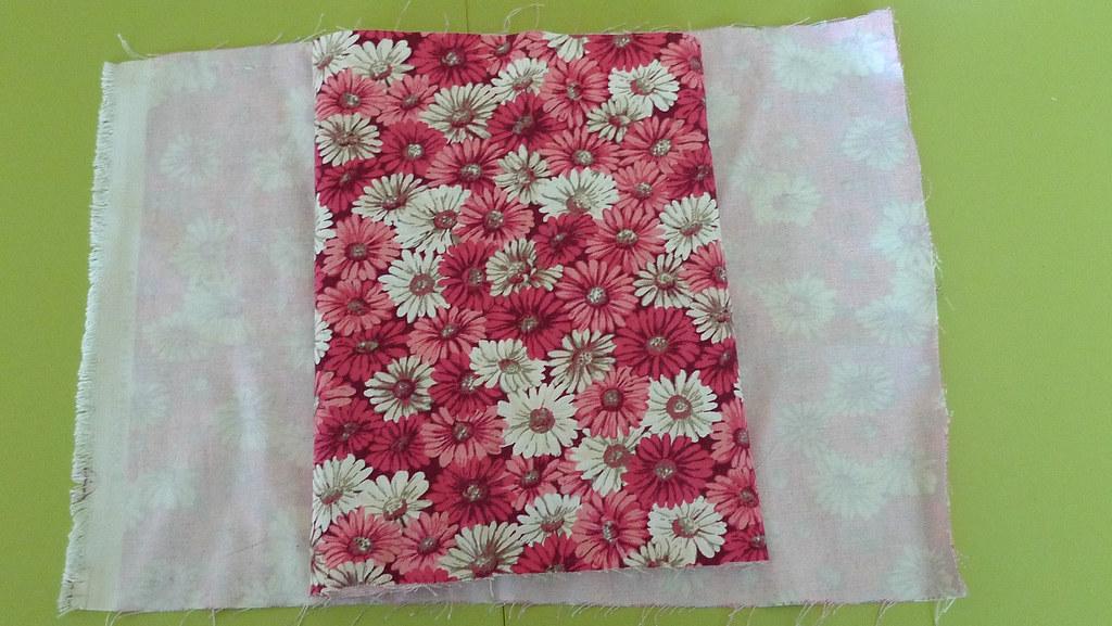 3. wrap fabric