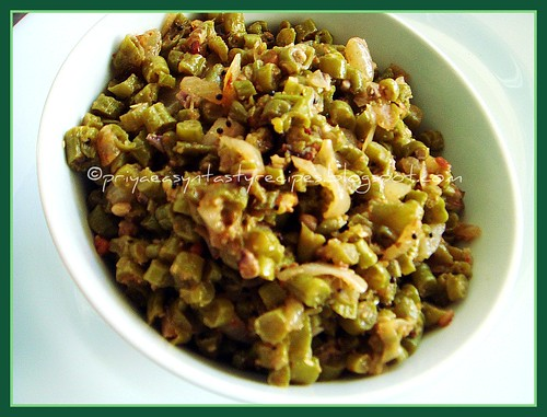 Yardlong Beans Thoran