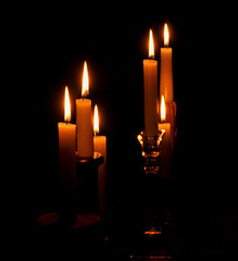 Light in Dark Places (BKHagar *Kim*) Tags: light dark al candles bright alabama burn athensal lightuptheworld bkhagar jamieleighmeyer kathyphils