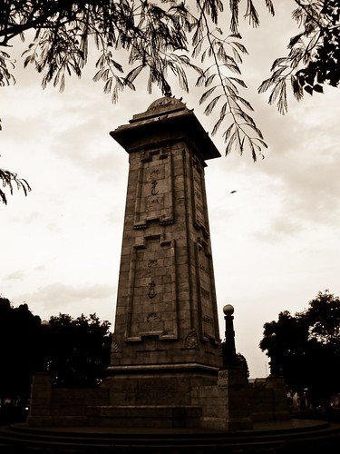 the world war memorial for the carnatic regiments