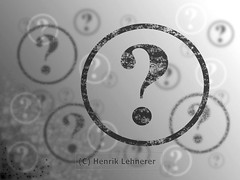 Question Mark Background BW (o-boy) Tags: wallpaper bw white abstract black art sign modern illustration idea design 3d search education pattern symbol who mark background icon communication business problem help question why concept doubt quest ideas information problems confusion solution questionable ask query interrogation faq