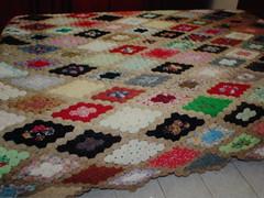 Colcha (Zizi Anil) Tags: casa artesanato artesanal anil fuxico decorao manta artesanatos zizi colcha fuxicos colchas