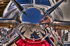 Reflections in a  Propeller