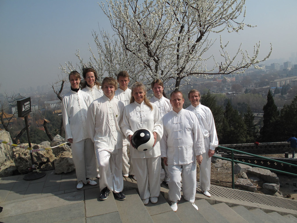 Norsk Taiji Senter delegation to China 2010