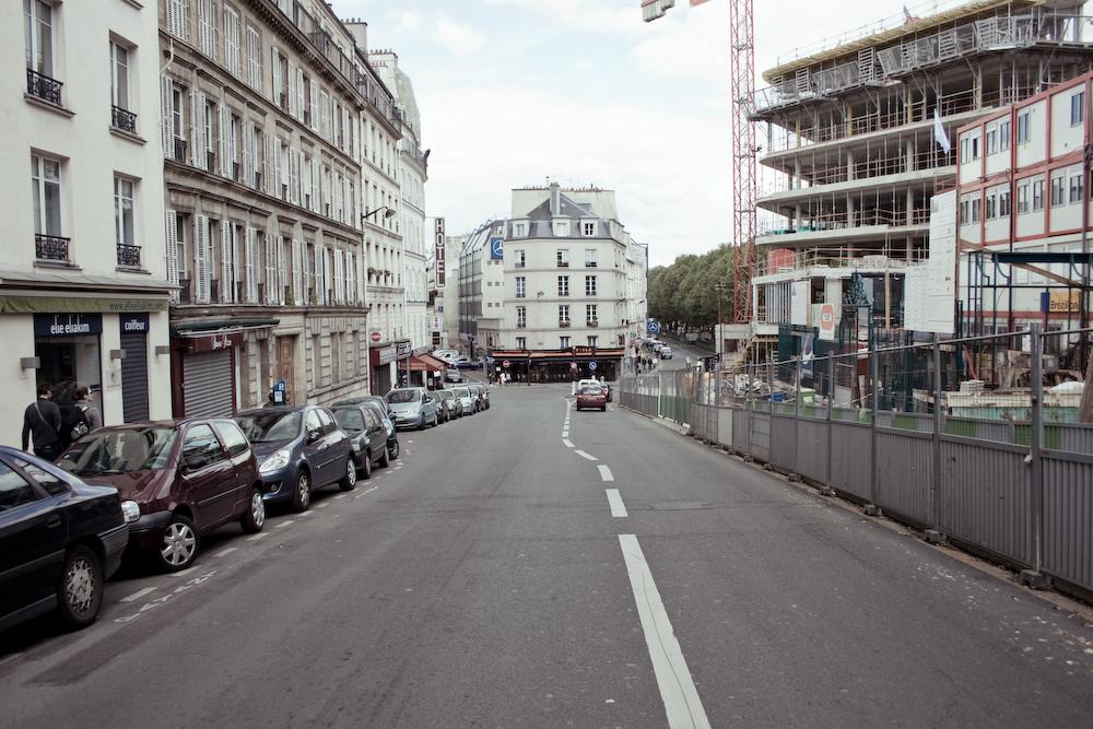 Rue du Cardinal Lemoine