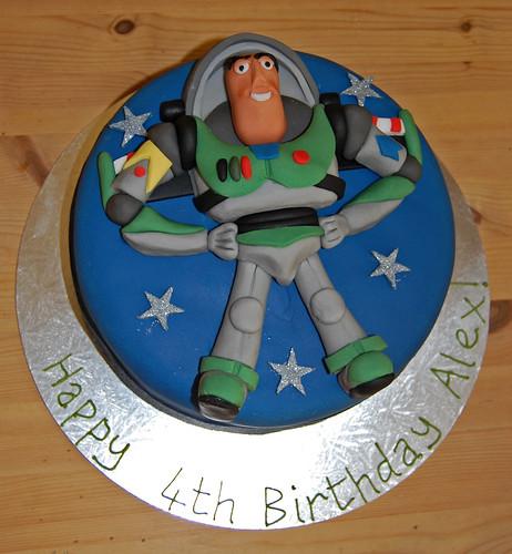 Miraculous Buzz Lightyear Cake Beautiful Birthday Cakes Funny Birthday Cards Online Inifofree Goldxyz