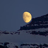 The moon tonight (*Jonina*) Tags: moon iceland ísland tunglið specnature fáskrúðsfjörður abigfave faskrudsfjordur canoneos500d