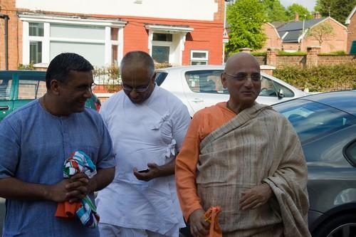 H H Bhakti Caru Swami 2010 - 0007 por ISKCON desire tree.