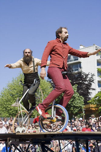 Hors Cycles op Circusbruul