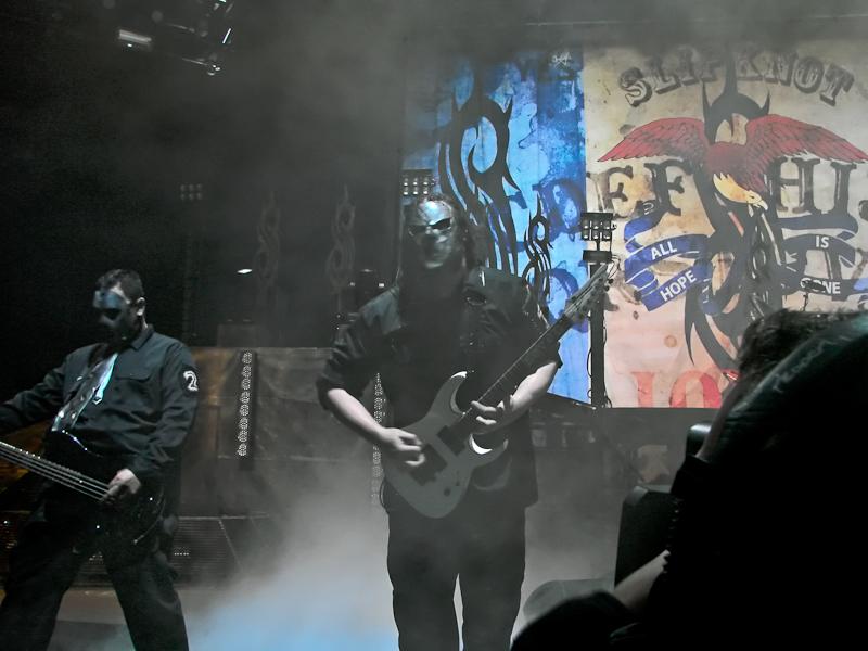 Slipknot - Paul Grey @ Mayhem 7/12/08