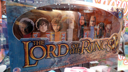 PEZ Lord of the Rings