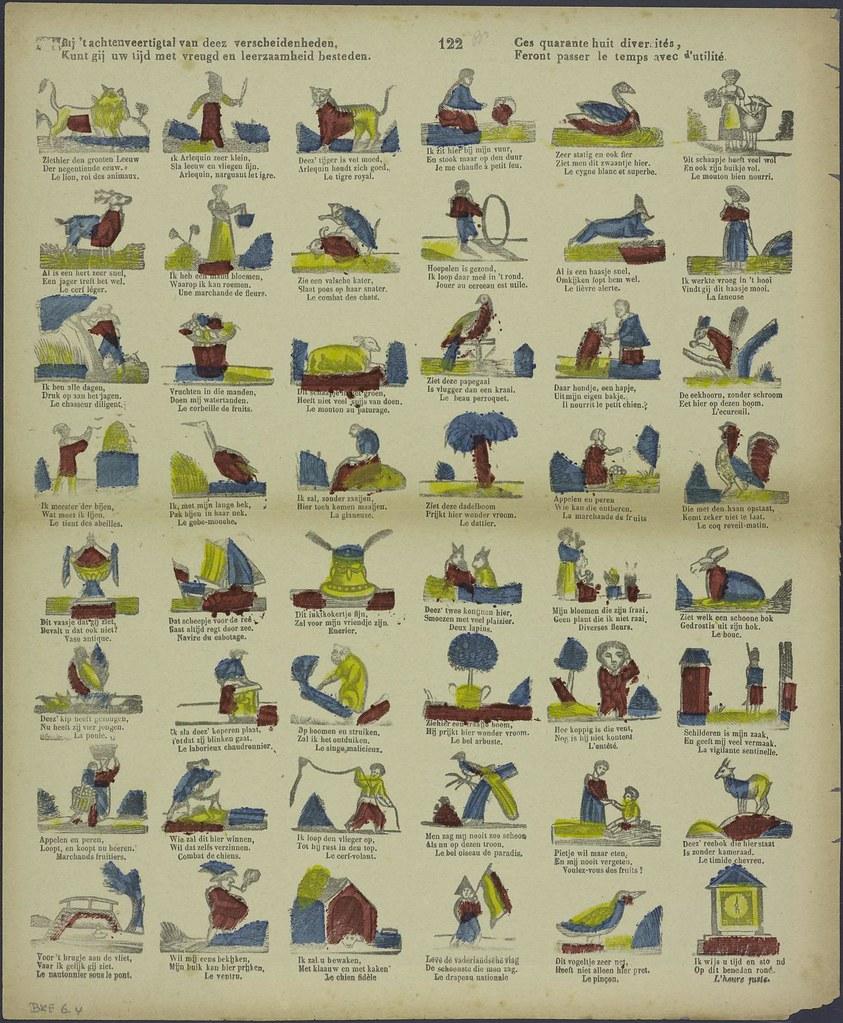 Bij 't achtenveertigtal van deez verscheidenheden by Brepols & Dierckx zoon 1833-1880