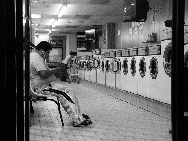 Last Wash, Brooklyn