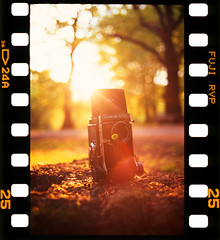 Film on Film (Edd Noble) Tags: mamiya 35mm nikon fuji f100 heath f2 nikkor hampstead expired f28 80mm velvia50 sekor c330f realfilmborder