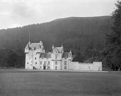 Meggernie Castle037 (Perth & Kinross Local Studies) Tags: scotland perthshire dull aberfeldy castlemenzies glenlyon weem meggernie